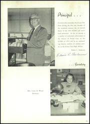 Page 10, 1953 Edition, Evans City High School - Echo Yearbook (Evans City, PA) online yearbook collection