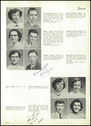 Page 15, 1953 Edition, Evans City High School - Echo Yearbook (Evans City, PA) online yearbook collection