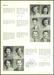 Page 16, 1953 Edition, Evans City High School - Echo Yearbook (Evans City, PA) online yearbook collection