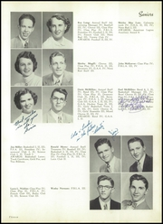 Page 17, 1953 Edition, Evans City High School - Echo Yearbook (Evans City, PA) online yearbook collection