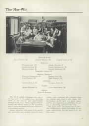 Page 10, 1934 Edition, North Huntingdon High School - Norhiscope Yearbook (Irwin, PA) online yearbook collection