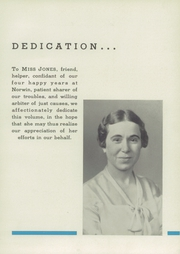 Page 7, 1934 Edition, North Huntingdon High School - Norhiscope Yearbook (Irwin, PA) online yearbook collection