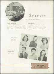 Page 15, 1948 Edition, North Huntingdon High School - Norhiscope Yearbook (Irwin, PA) online yearbook collection