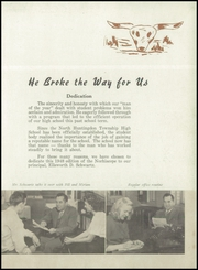 Page 9, 1948 Edition, North Huntingdon High School - Norhiscope Yearbook (Irwin, PA) online yearbook collection