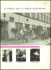 Page 11, 1950 Edition, North Huntingdon High School - Norhiscope Yearbook (Irwin, PA) online yearbook collection