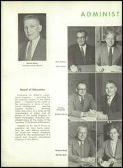 Page 14, 1954 Edition, North Huntingdon High School - Norhiscope Yearbook (Irwin, PA) online yearbook collection