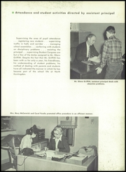 Page 17, 1954 Edition, North Huntingdon High School - Norhiscope Yearbook (Irwin, PA) online yearbook collection