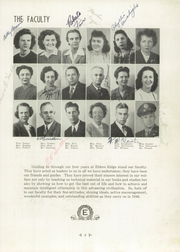 Page 9, 1946 Edition, Elders Ridge High School - Hi Lites Yearbook (Elders Ridge, PA) online yearbook collection
