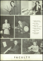 Page 10, 1951 Edition, Elders Ridge High School - Hi Lites Yearbook (Elders Ridge, PA) online yearbook collection