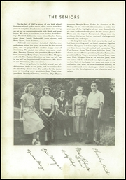 Page 14, 1951 Edition, Elders Ridge High School - Hi Lites Yearbook (Elders Ridge, PA) online yearbook collection