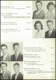 Page 15, 1951 Edition, Elders Ridge High School - Hi Lites Yearbook (Elders Ridge, PA) online yearbook collection