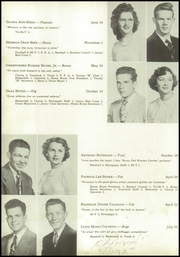 Page 16, 1951 Edition, Elders Ridge High School - Hi Lites Yearbook (Elders Ridge, PA) online yearbook collection