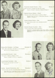 Page 17, 1951 Edition, Elders Ridge High School - Hi Lites Yearbook (Elders Ridge, PA) online yearbook collection