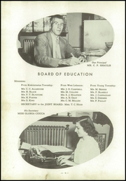 Page 8, 1951 Edition, Elders Ridge High School - Hi Lites Yearbook (Elders Ridge, PA) online yearbook collection