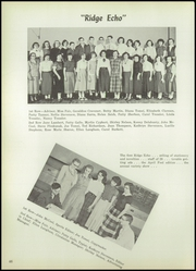 Page 52, 1954 Edition, Elders Ridge High School - Hi Lites Yearbook (Elders Ridge, PA) online yearbook collection