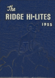 Page 1, 1955 Edition, Elders Ridge High School - Hi Lites Yearbook (Elders Ridge, PA) online yearbook collection