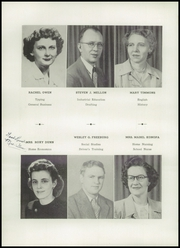 Page 12, 1951 Edition, Albion High School - Alhi Yearbook (Albion, PA) online yearbook collection