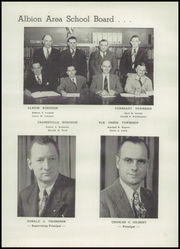 Page 7, 1951 Edition, Albion High School - Alhi Yearbook (Albion, PA) online yearbook collection