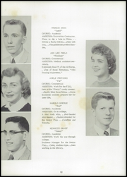 Page 16, 1958 Edition, Albion High School - Alhi Yearbook (Albion, PA) online yearbook collection