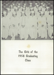 Page 5, 1958 Edition, Albion High School - Alhi Yearbook (Albion, PA) online yearbook collection
