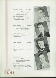 Page 16, 1946 Edition, Lansford High School - Panther Yearbook (Lansford, PA) online yearbook collection