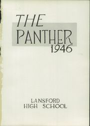 Page 5, 1946 Edition, Lansford High School - Panther Yearbook (Lansford, PA) online yearbook collection