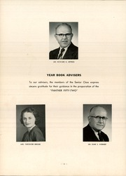Page 10, 1952 Edition, Lansford High School - Panther Yearbook (Lansford, PA) online yearbook collection