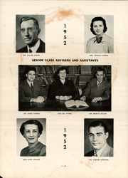 Page 14, 1952 Edition, Lansford High School - Panther Yearbook (Lansford, PA) online yearbook collection