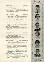 Page 17, 1952 Edition, Lansford High School - Panther Yearbook (Lansford, PA) online yearbook collection