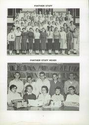 Page 10, 1956 Edition, Lansford High School - Panther Yearbook (Lansford, PA) online yearbook collection