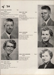 Page 15, 1954 Edition, Rothrock High School - Le Livre Yearbook (McVeytown, PA) online yearbook collection