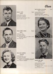 Page 16, 1954 Edition, Rothrock High School - Le Livre Yearbook (McVeytown, PA) online yearbook collection