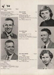 Page 17, 1954 Edition, Rothrock High School - Le Livre Yearbook (McVeytown, PA) online yearbook collection