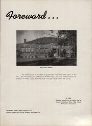 Page 5, 1954 Edition, Rothrock High School - Le Livre Yearbook (McVeytown, PA) online yearbook collection