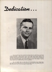 Page 6, 1954 Edition, Rothrock High School - Le Livre Yearbook (McVeytown, PA) online yearbook collection
