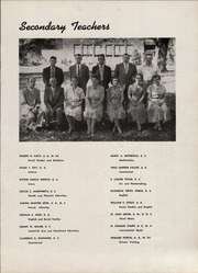 Page 9, 1954 Edition, Rothrock High School - Le Livre Yearbook (McVeytown, PA) online yearbook collection