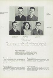 Page 17, 1942 Edition, St Michaels High School - Michaelinian Yearbook (Pittsburgh, PA) online yearbook collection
