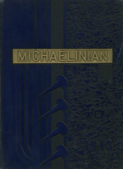 1943 Edition, St Michaels High School - Michaelinian Yearbook (Pittsburgh, PA)