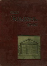 Page 1, 1949 Edition, Collegeville Trappe High School - Colonel Yearbook (Trappe, PA) online yearbook collection