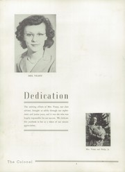 Page 10, 1949 Edition, Collegeville Trappe High School - Colonel Yearbook (Trappe, PA) online yearbook collection