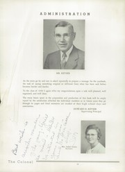 Page 14, 1949 Edition, Collegeville Trappe High School - Colonel Yearbook (Trappe, PA) online yearbook collection