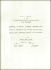 Page 10, 1953 Edition, Collegeville Trappe High School - Colonel Yearbook (Trappe, PA) online yearbook collection