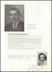 Page 11, 1953 Edition, Collegeville Trappe High School - Colonel Yearbook (Trappe, PA) online yearbook collection