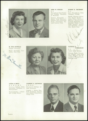 Page 14, 1953 Edition, Collegeville Trappe High School - Colonel Yearbook (Trappe, PA) online yearbook collection