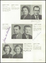 Page 15, 1953 Edition, Collegeville Trappe High School - Colonel Yearbook (Trappe, PA) online yearbook collection