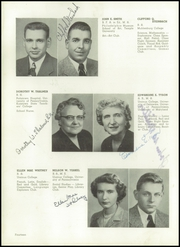 Page 16, 1953 Edition, Collegeville Trappe High School - Colonel Yearbook (Trappe, PA) online yearbook collection