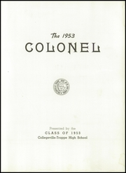 Page 5, 1953 Edition, Collegeville Trappe High School - Colonel Yearbook (Trappe, PA) online yearbook collection