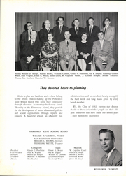 Page 12, 1962 Edition, Collegeville Trappe High School - Colonel Yearbook (Trappe, PA) online yearbook collection