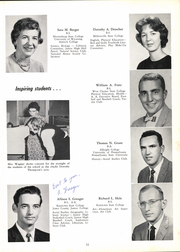 Page 15, 1962 Edition, Collegeville Trappe High School - Colonel Yearbook (Trappe, PA) online yearbook collection
