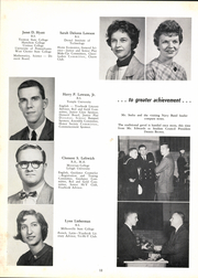 Page 16, 1962 Edition, Collegeville Trappe High School - Colonel Yearbook (Trappe, PA) online yearbook collection